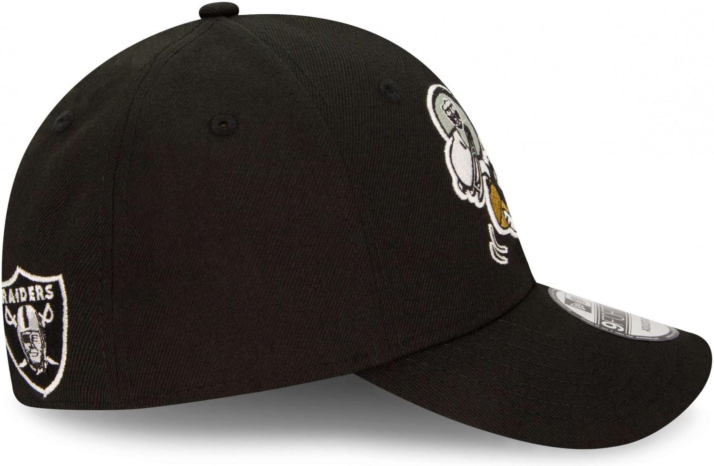 Oakland Raiders New Era 940 NFL la ligue réglable Cap